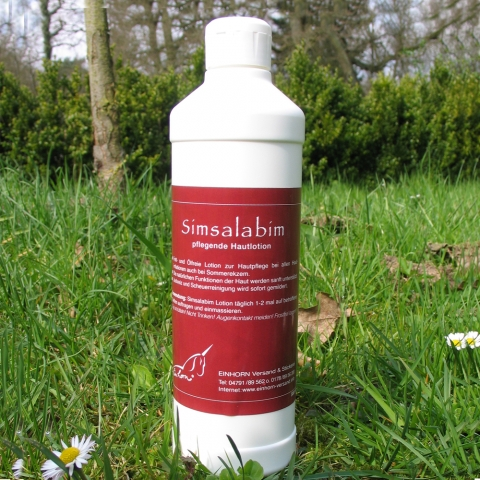 Simsalabim skin care lotion